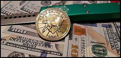 John Wick Starter Set The Continental Hotel Oath Sdcc Devil Pop Coin Sticker 11 8