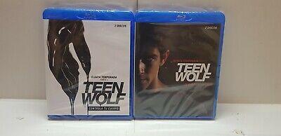 Pelicula Bluray Serie Tv Teen Wolf Temporada5 Parte1+2 Precintadas 2
