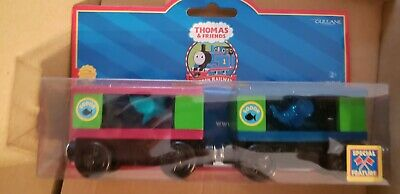 THOMAS /& FRIENDS WOODEN RAILWAY ~ CATHERINE 2001 ~ ABSOLUTELY MINT ~ RARE /& HTF