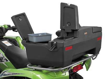 New QB Weekender ATV Storage Trunk Rear Seat Honda TRX350 Rancher All Years