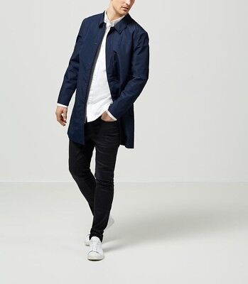 new cheap uk store skate shoes SELECTED HOMME BY JACK JONES Jacke Mantel Trenchcoat Navy ...