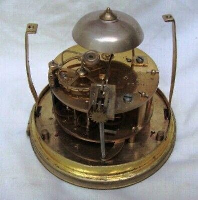 An Attractive 19Th Century, Japy Freres, Ormolu Mantel Clock. 5