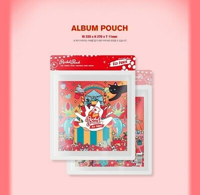 ROCKET PUNCH 2nd Mini Album [RED PUNCH] CD+Booklet+Bookmark+Sticker+Photocard 4