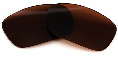 409e97e5e61 ... Polarized IKON Replacement Lenses For Oakley Twoface Sunglasses Bronze  Brown 3
