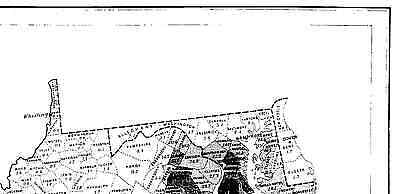 SOUTHERN STATES SLAVE MAP 1861 North Star Piedmont Pike Creek Seaford DE history