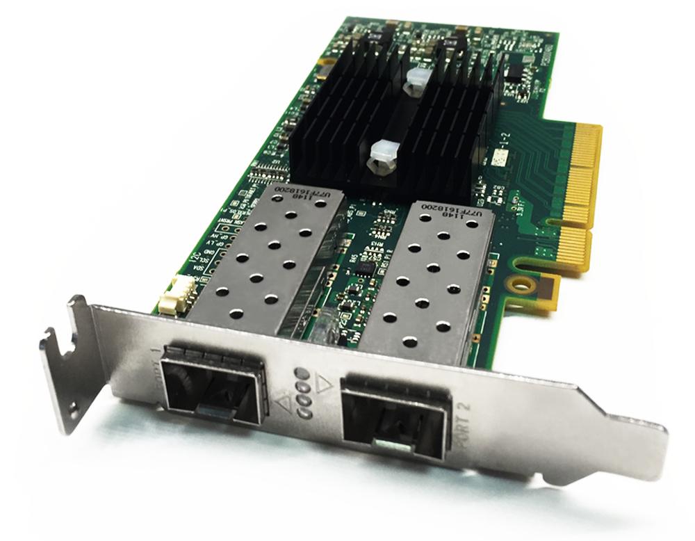 MCX312A-XCBT MELLANOX CONNECTX-3 DUAL PORT EN 10//40//56 GIGABIT ETHERNET CARD
