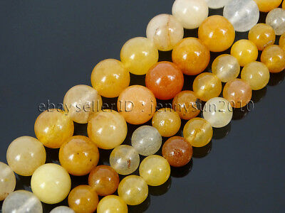 Natural Mixed Aventurine Jasper Gemstone Round Spacer Beads 16'' 4mm 6mm 8mm
