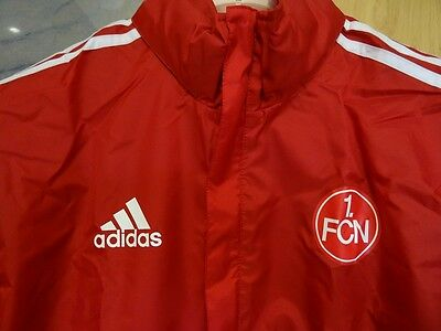 Adidas | 1.FC Nürnberg FCN Anthem Kapuzenjacke 20122013