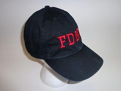 6e91dfaf63330 ... Men's Vintage Cap / Hat - Fdny - Fire Department New York Cap - Ny Fire