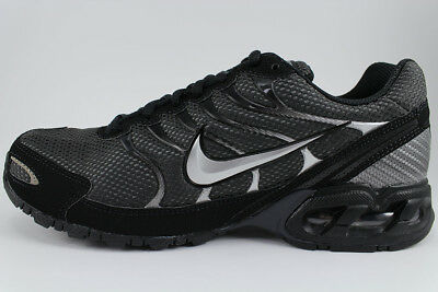 Nike Air Max Torch 4 Black/Silver/Anthracite Gray Running Trainer Us Mens Sizes 4