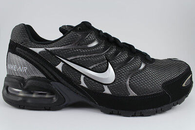 Nike Air Max Torch 4 Black/Silver/Anthracite Gray Running Trainer Us Mens Sizes 2