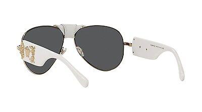 dbc84c2c5e VERSACE VE 2150Q gold white dark grey (1341 87) Sunglasses -  189.00 ...