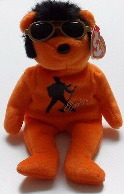 TY ELVIS BEANIE HOUSE ROCK BEANIE BABY - MINT with MINT TAG -  12.95 ... 207adb5bb50d