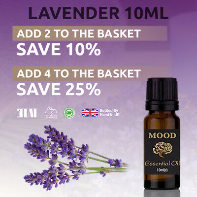 Lavender Essential Oils 10ml Essential Oil 100% Home Fragrances Aromatherapy Oil 7