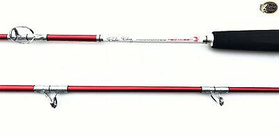 Fladen Maxximus Red Ocean 2,10m 20-30 lbs Bootsrute Meeresrute Pilkrute Norwegen