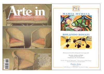 "ROLANDO ROVATI- ""Pesce""  - Serigrafia cm 50x70 7"