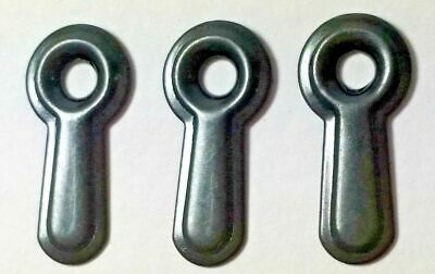 Picture Frame Turn Buttons 16mm Bronzed Clip Board Artist 10, 20, 50, or 100 9