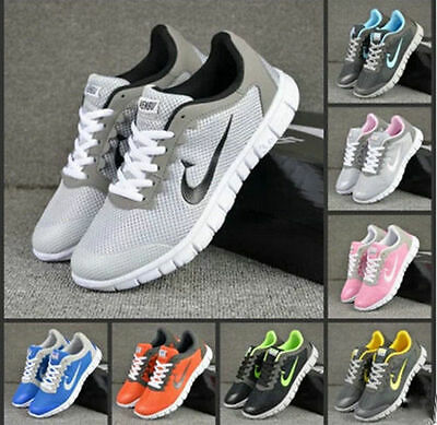 New Running Trainers Women's Walking Shock Absorbing Sports Shoes 3