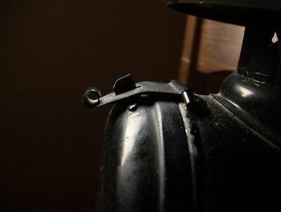 Lanterna a GAS da Carrozza Original trasformata in AbatJour  a Muro Antiquariato 8