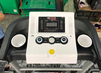 Tapis Roulant Elettrico Pieghevole Richiudibile Sensore Cardiaco Bluetooth App