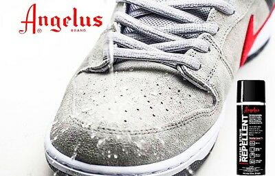 208c167516dd ... Angelus WATER STAIN spraY REPELLENT proTecT Leather Suede Boots Shoes  proTecTor 3
