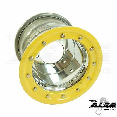 Honda TRX 450R 400EX  Rear Wheels  Beadlock 9x8  3+5  4//110  Alba   S//R