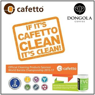 100 CAFETTO S15 Super Automatic Espresso Coffee Machine Cleaner Cleaning Tablets 5