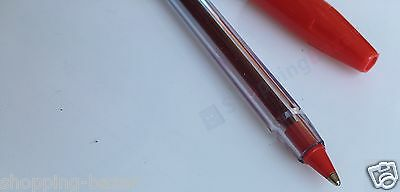 Ballpoint Pens Medium 1mm Ball Pens Ultraglide Smooth Ink Pen Black,Blue,Red NEW 2