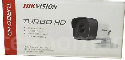 Hikvision 5MP Mini Bullet Camera DS-2CE16H0T-ITF TurboHD 2.8mm IR 20m D-WDR IP67