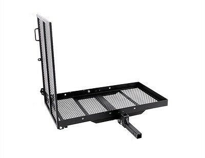 Mobility Carrier Wheelchair Scooter Rack Disability Medical Ramp Hitch Mount New 4