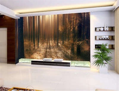 Utmost Dark Woods 3D Full Wall Mural Photo Wallpaper Printing Home Kids Decor