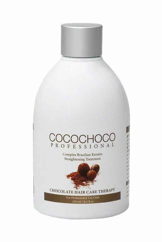 COCOCHOCO BRAZILIAN KERATIN TREATMENT BLOW DRY HAIR STRAIGHTENING 250ml + SHAMP
