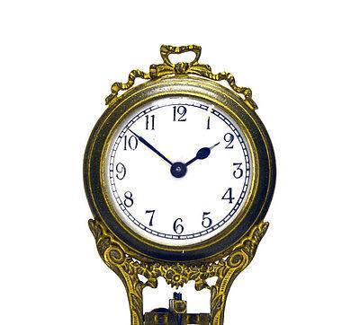 8 DAY Movement Center Arbor SWINGING CLOCK ARM for German Junghans Swinger 2