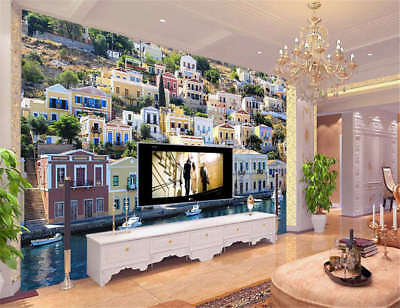 Concise Huge Realm 3D Full Wall Mural Photo Wallpaper Printing Home Kids Decor