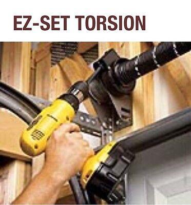 Clopay Ideal Holmes Garage Door Ezset Spring Winder Winding Unit Right Hand Side 33 95 Picclick