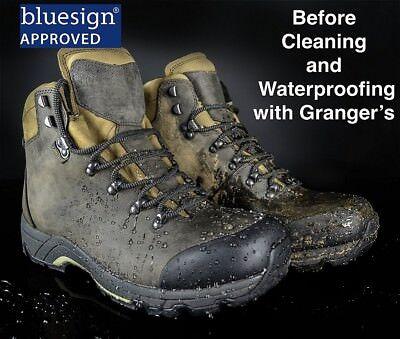 Grangers G-Wax 80g Leather Shoe/Boot Waterproofer Proofer Beeswax Polish Dubbing