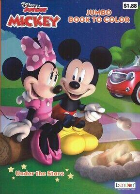 Lot of 11 Coloring Books - Disney Mickey Spiderman for Children Boy Girl Kids 8