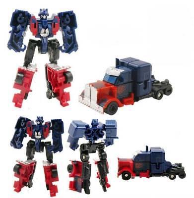 Transformers Toys Action Figures Optimus Prime Robots Cars Megatron Kids Gift 8