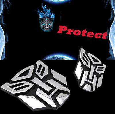 ... NEW Transformers Autobot 3D Logo Emblem Badge Graphics Decal Car Sticker Decal 3