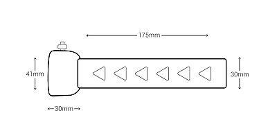 EXHAUST CAN BAFFLE KIT /& WOOL 35mm CHROME DECIBEL KILLER HARLEY BOBBER SLASH CUT