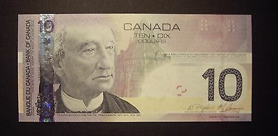 Canada BC-68bA 2008 $10 Single Note Replacement BTW1106311 - GemUnc 2