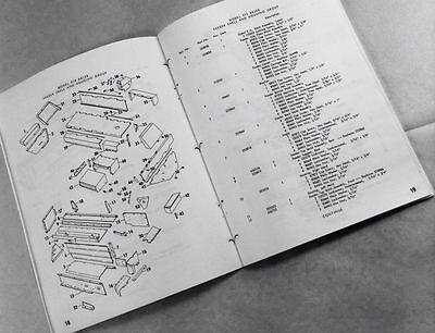 New Holland Model 315 Baler Parts Manual
