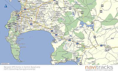PC /& MAC Ecuador Garmin Topo GPS Karte 4GB microSD Garmin Navi