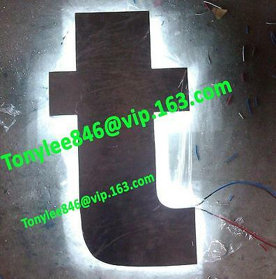 Custom size LED Backlit Channel Letter Sign Signboard Signage,led SIGN,PIZZA PRO 5