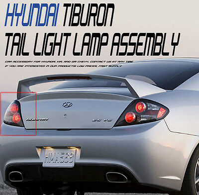 Genuine 924012c700 Tail Light Lamp Y Lh For 2007 2008 Hyundai Tiburon Coupe 5