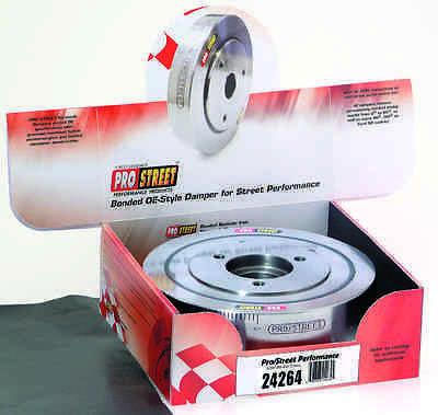 """CHRYSLER MOPAR DODGE 273-360 426 V8 HARMONIC DAMPER 7.30/"""" INT# 24277"""