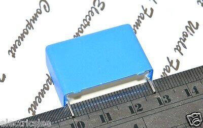 630V 5/% P:27.5mm Capacitor BC 2pcs-PHILIPS MKP376 0.1uF 0.1µF 100nF