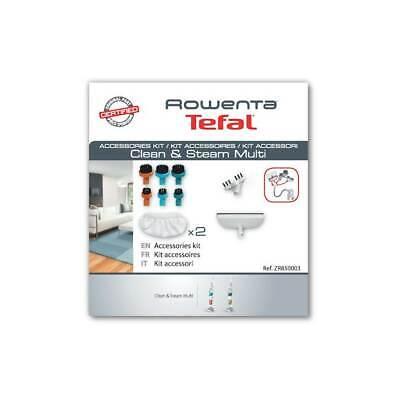 Rowenta Kit Accessoires Brosses à Dents Joints de Verre Balai Vapeur Clean Multi 2