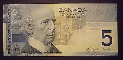 Canada BC-62bA $5 Replacement HOR1468704 - GemUnc 2