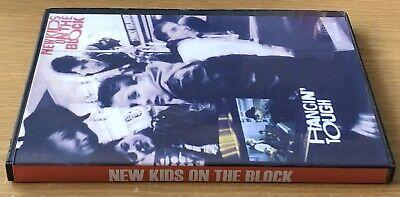 NEW KIDS ON THE BLOCK Rare TV Footage DVD (1989-1991) NKOTB (Region 2) 3